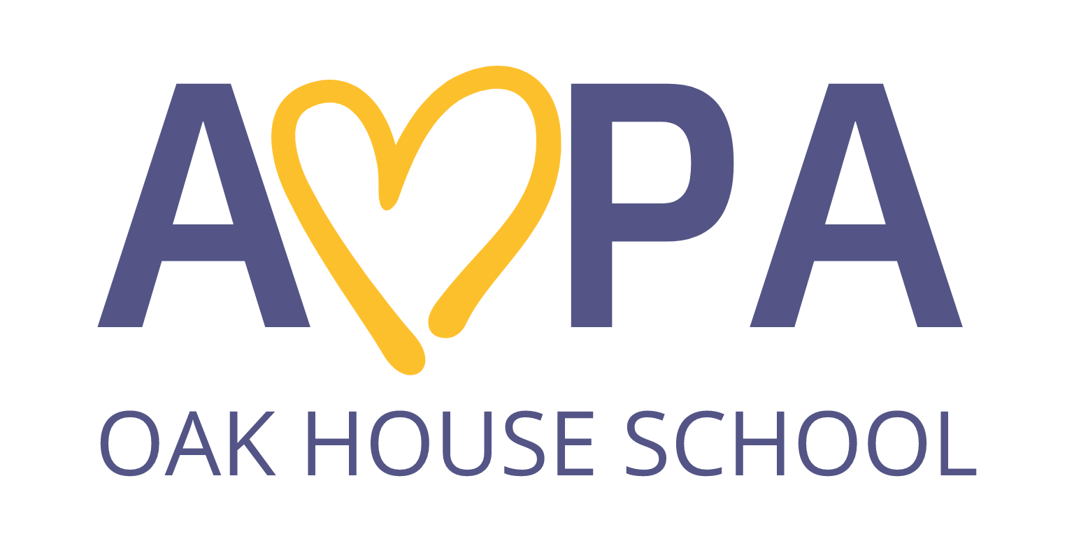 logo AMPA Oak House School